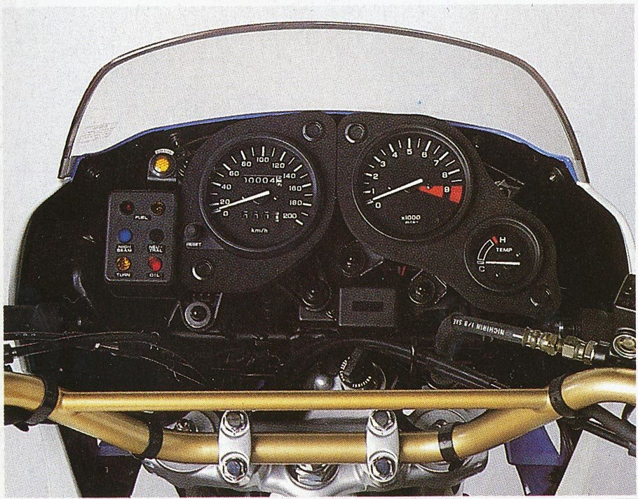 1988 Honda XRV650-J RD03 For Sale (picture 19 of 20)