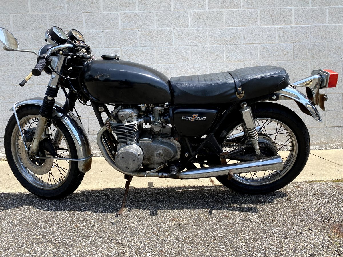 1973 Honda CB500 For Sale (picture 2 of 6)