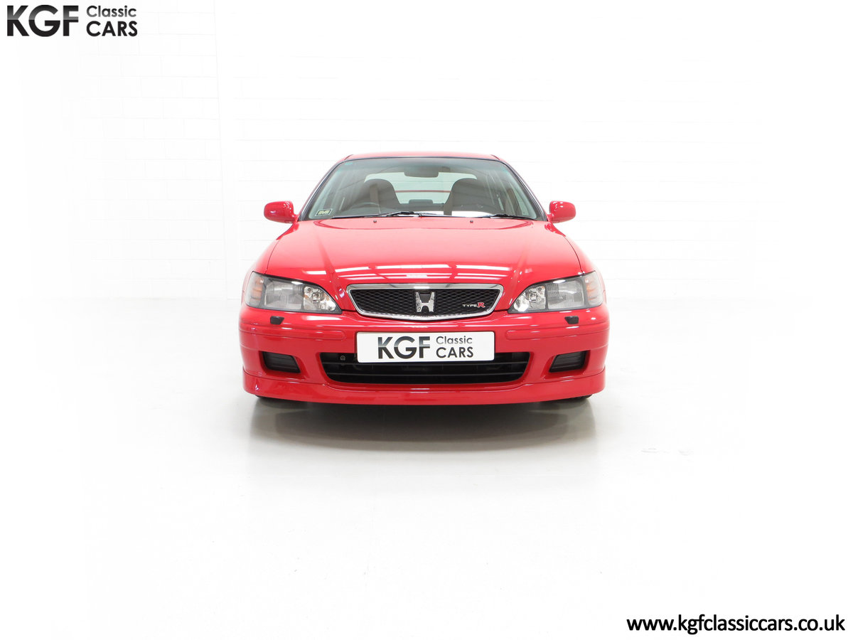1999 An Astonishing UK Honda Accord Type R with 11,897 Miles SOLD (picture 3 of 24)