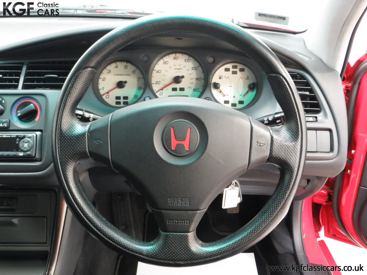 1999 An Astonishing UK Honda Accord Type R with 11,897 Miles SOLD (picture 23 of 24)
