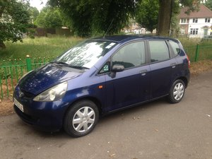 Honda jazz 1.4l, long mot &  full history