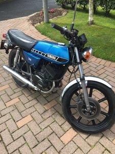 1978 Yamaha Rd200