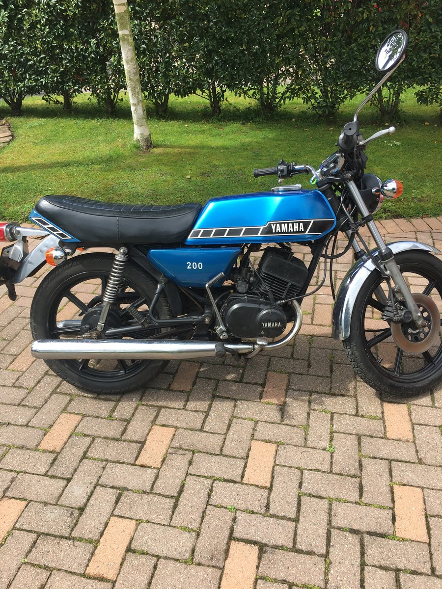 1978 Yamaha Rd200  For Sale (picture 2 of 6)