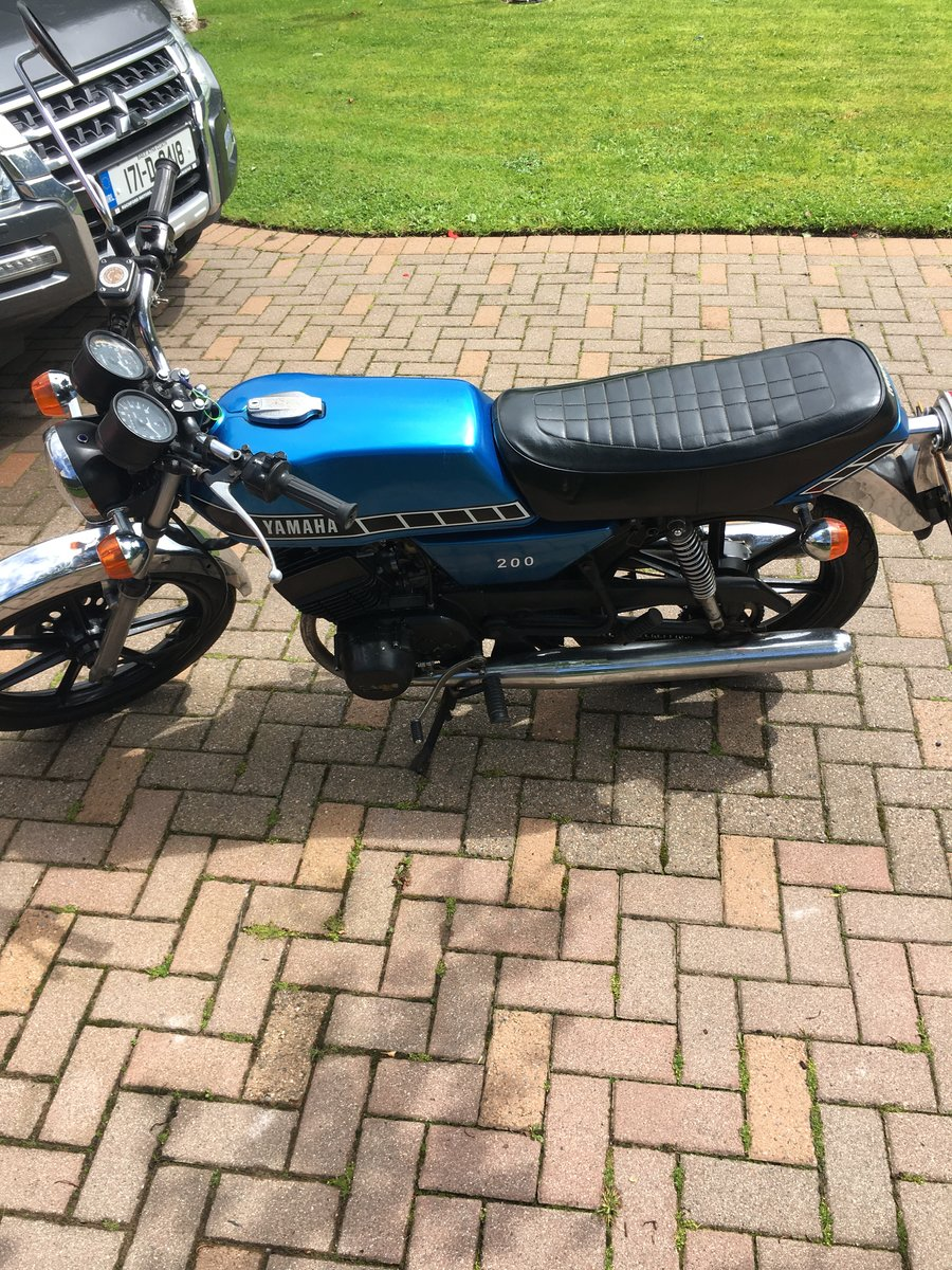 1978 Yamaha Rd200  For Sale (picture 4 of 6)