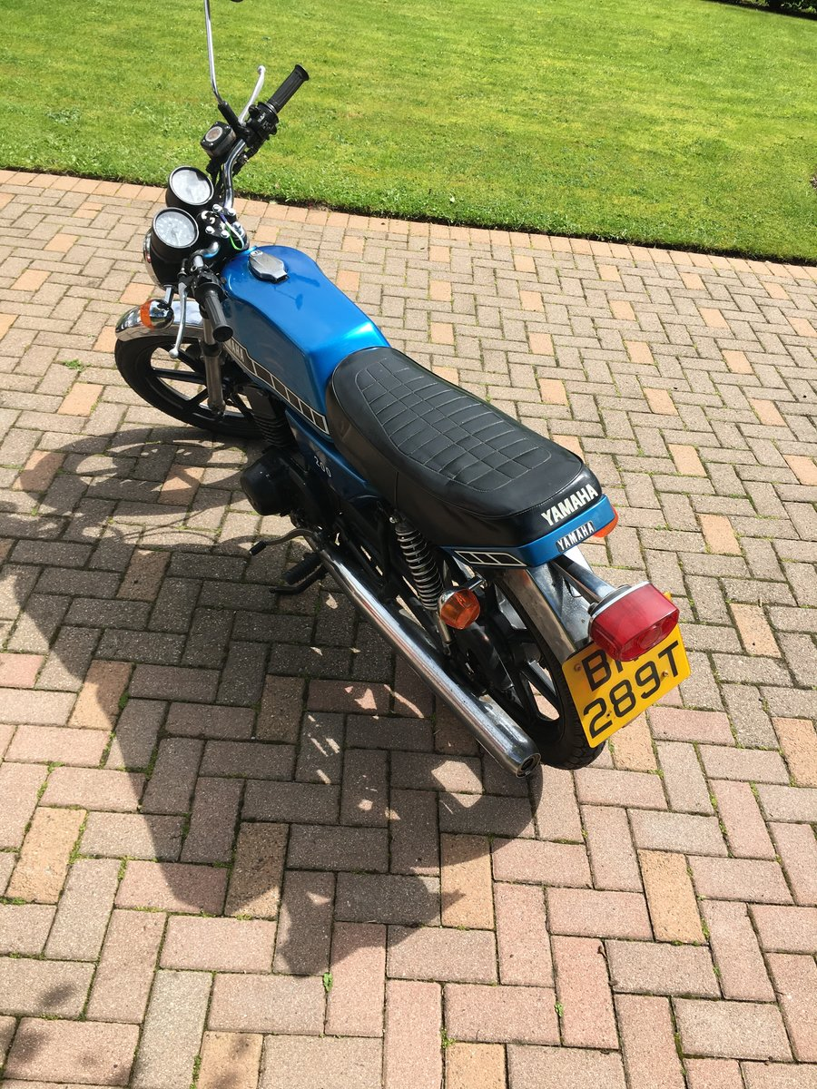 1978 Yamaha Rd200  For Sale (picture 5 of 6)