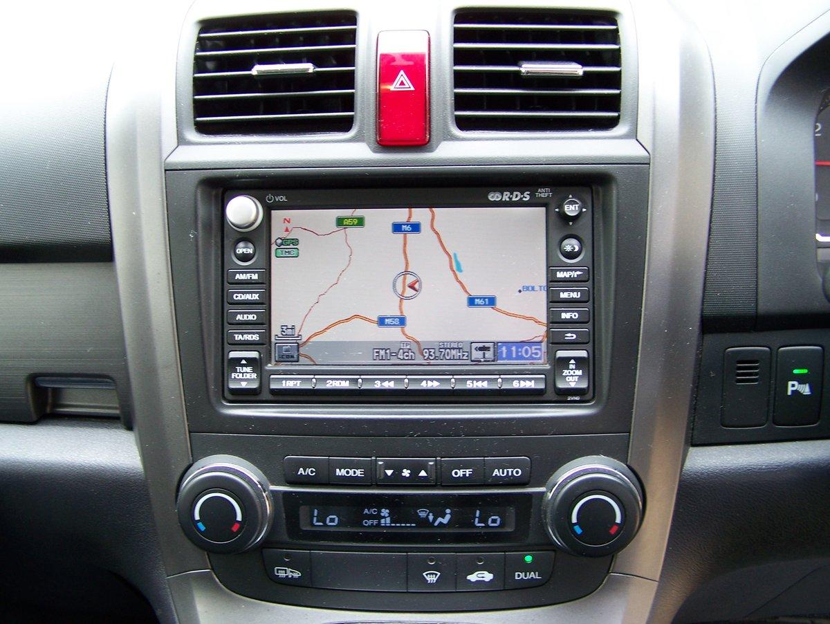 EXCELLENT 2008 (08) HONDA CR-V 2.0i EX 79K FSH NEW MOT  SOLD (picture 5 of 6)