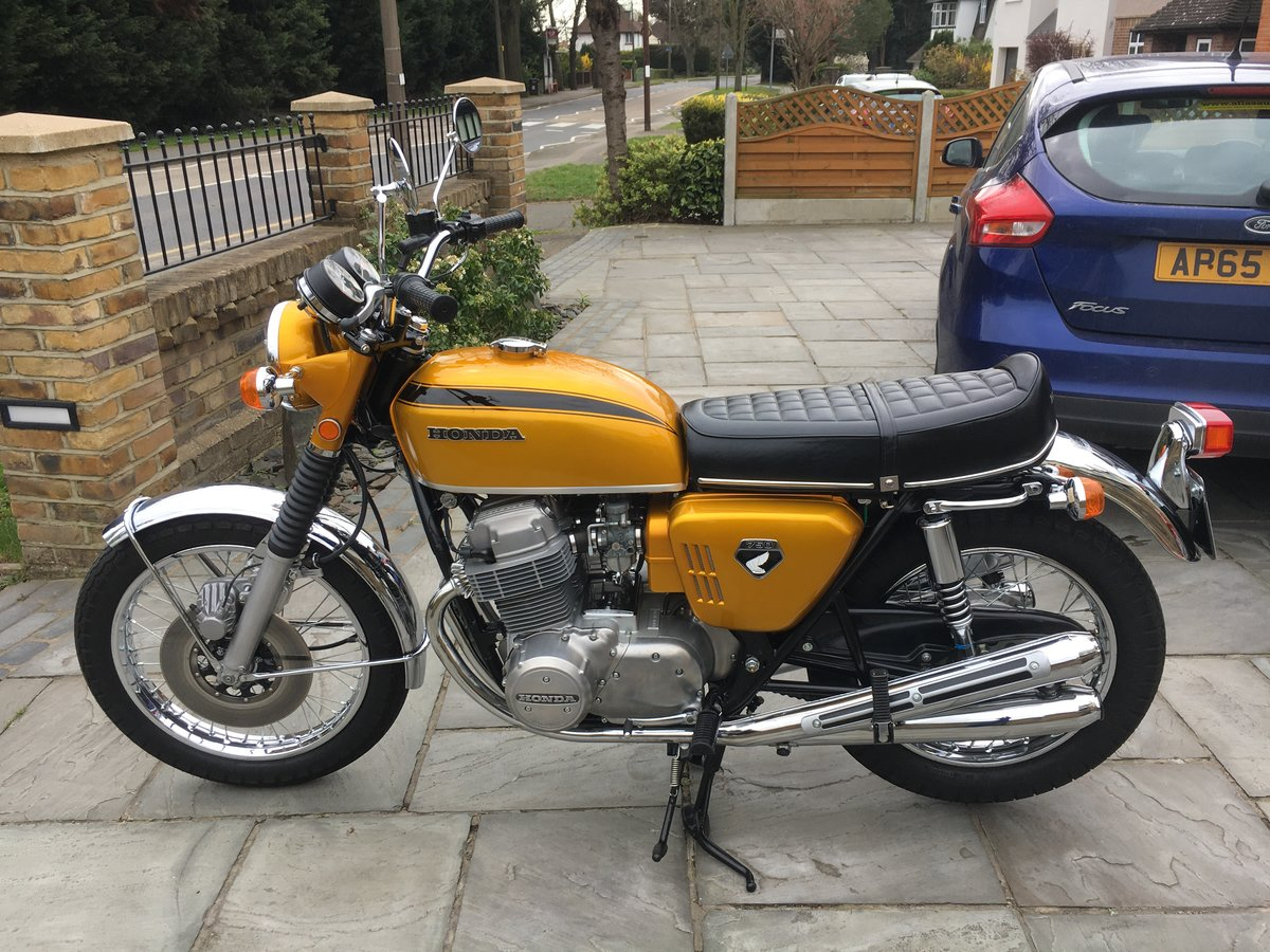 1970 HONDA CB750 K0  For Sale (picture 1 of 6)
