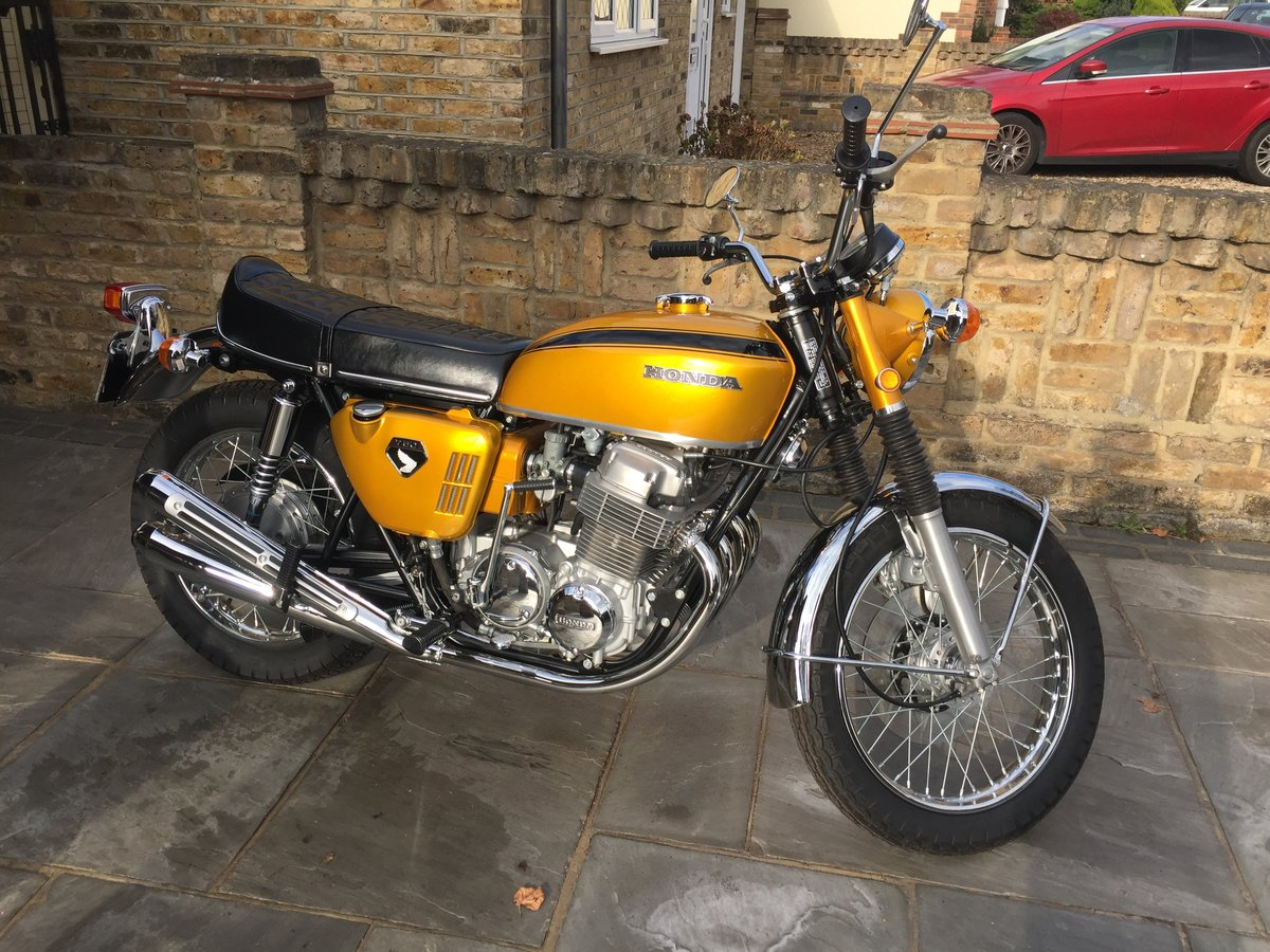 1970 HONDA CB750 K0  For Sale (picture 2 of 6)