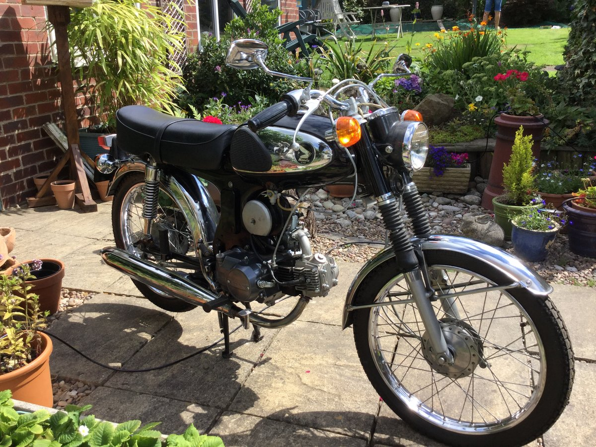 1966 Honda s90 For Sale (picture 1 of 5)