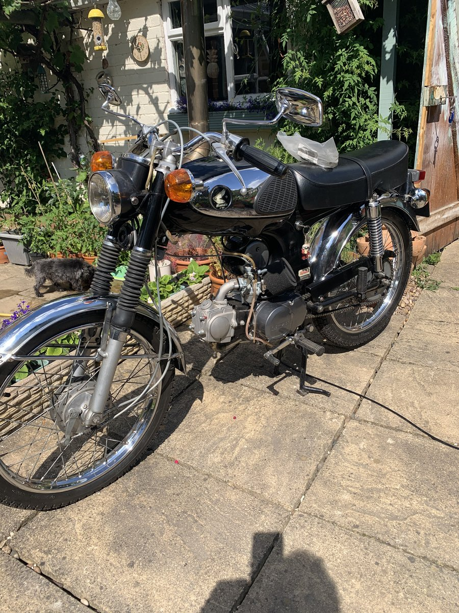 1966 Honda s90 For Sale (picture 2 of 5)