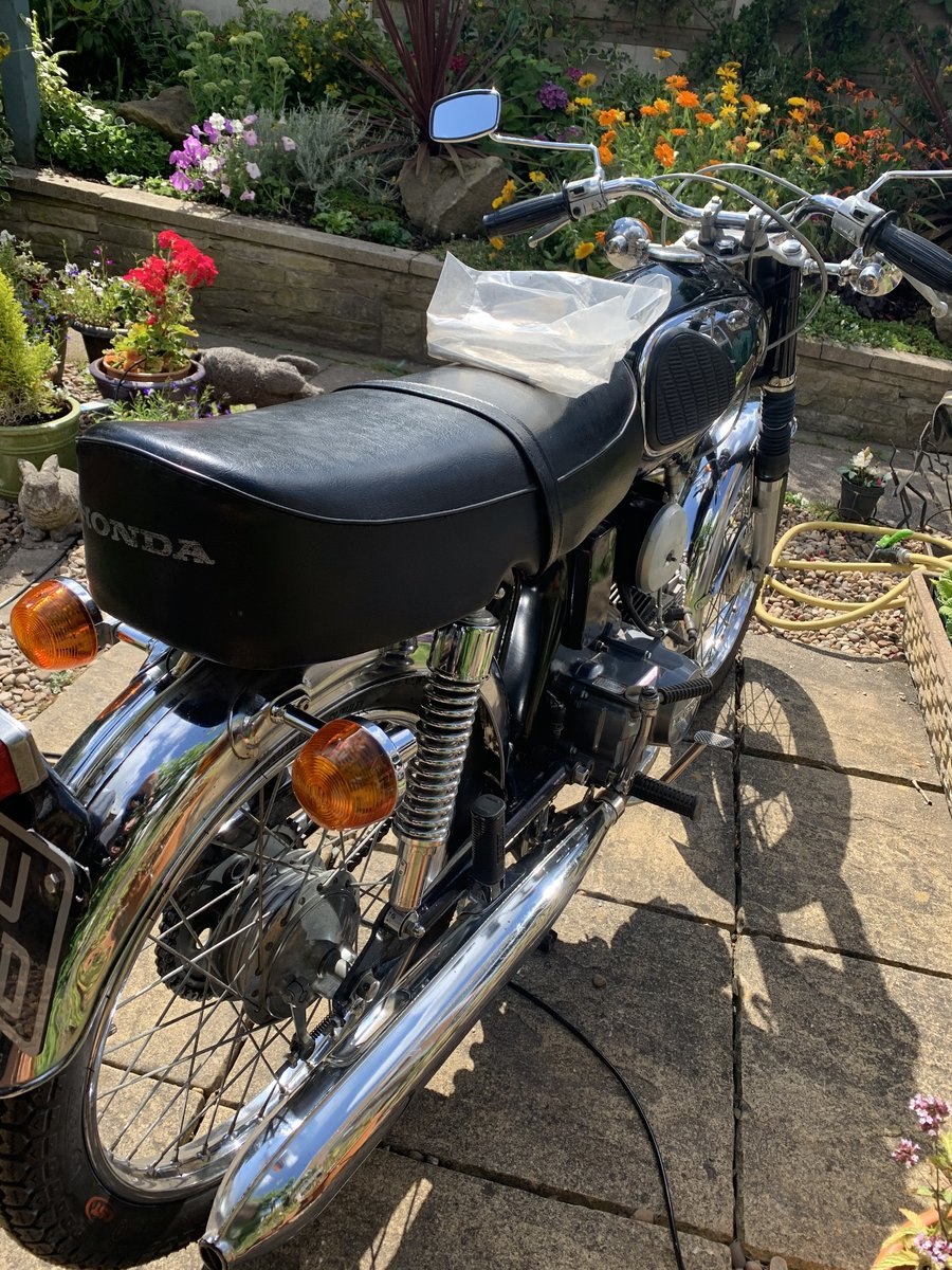 1966 Honda s90 For Sale (picture 3 of 5)