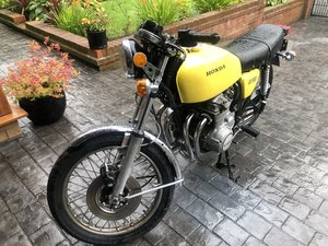 Honda 400 Four super sport