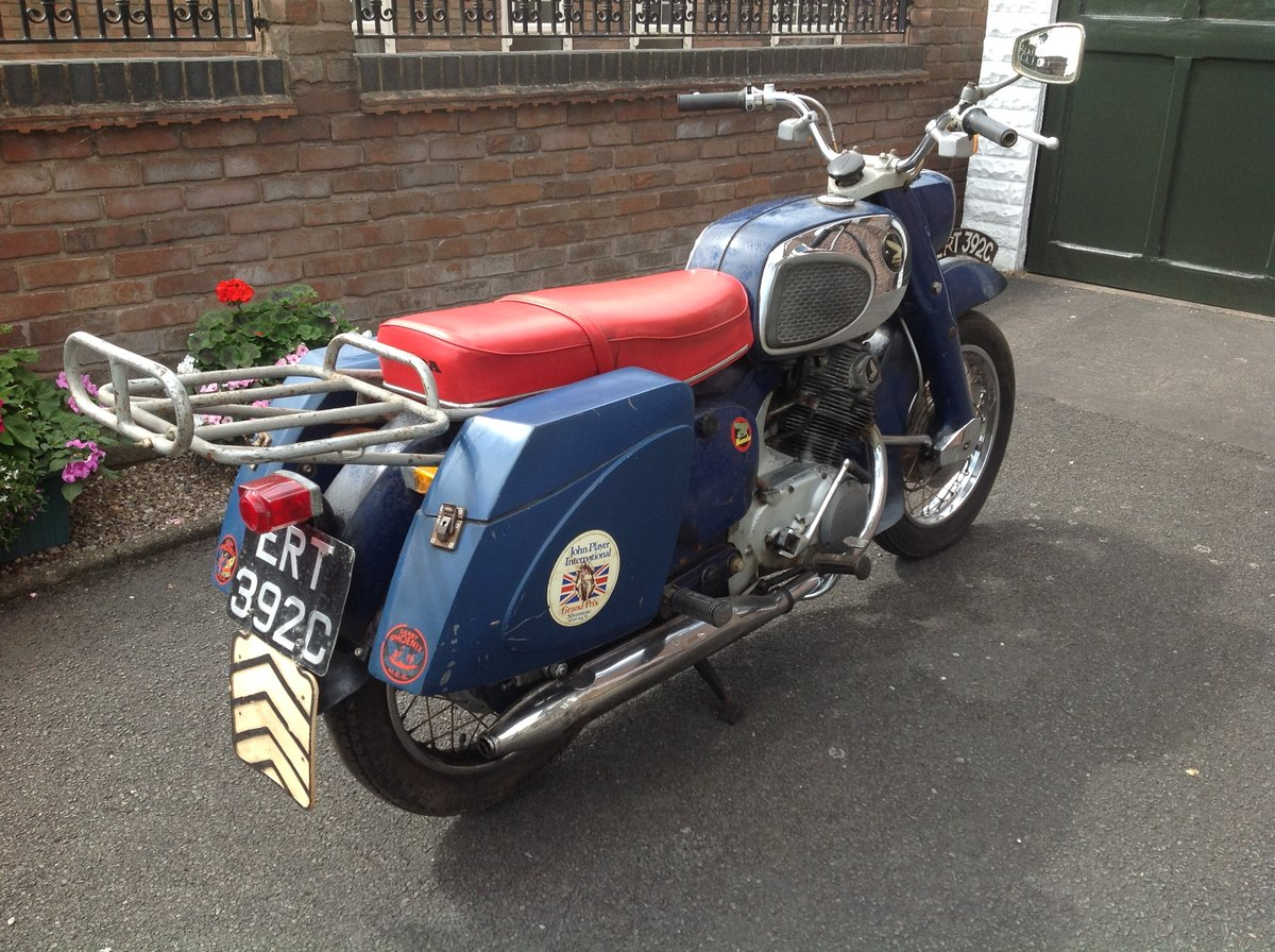 1965 Honda Dream C72 For Sale (picture 4 of 6)