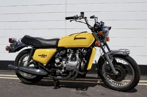 1977 Honda Gold Wing 1000cc - Very Original