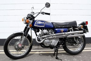 1972 Honda CL175 Scrambler - A Rare Model - Ready To Ride !