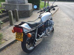 1979 Honda CBX1000 - 6 cylinder classic