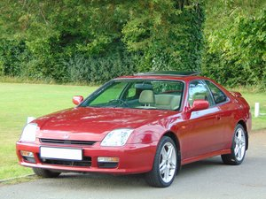 Honda Prelude 2.2 VTi Auto 4WS.. Low Miles.. Superb Example