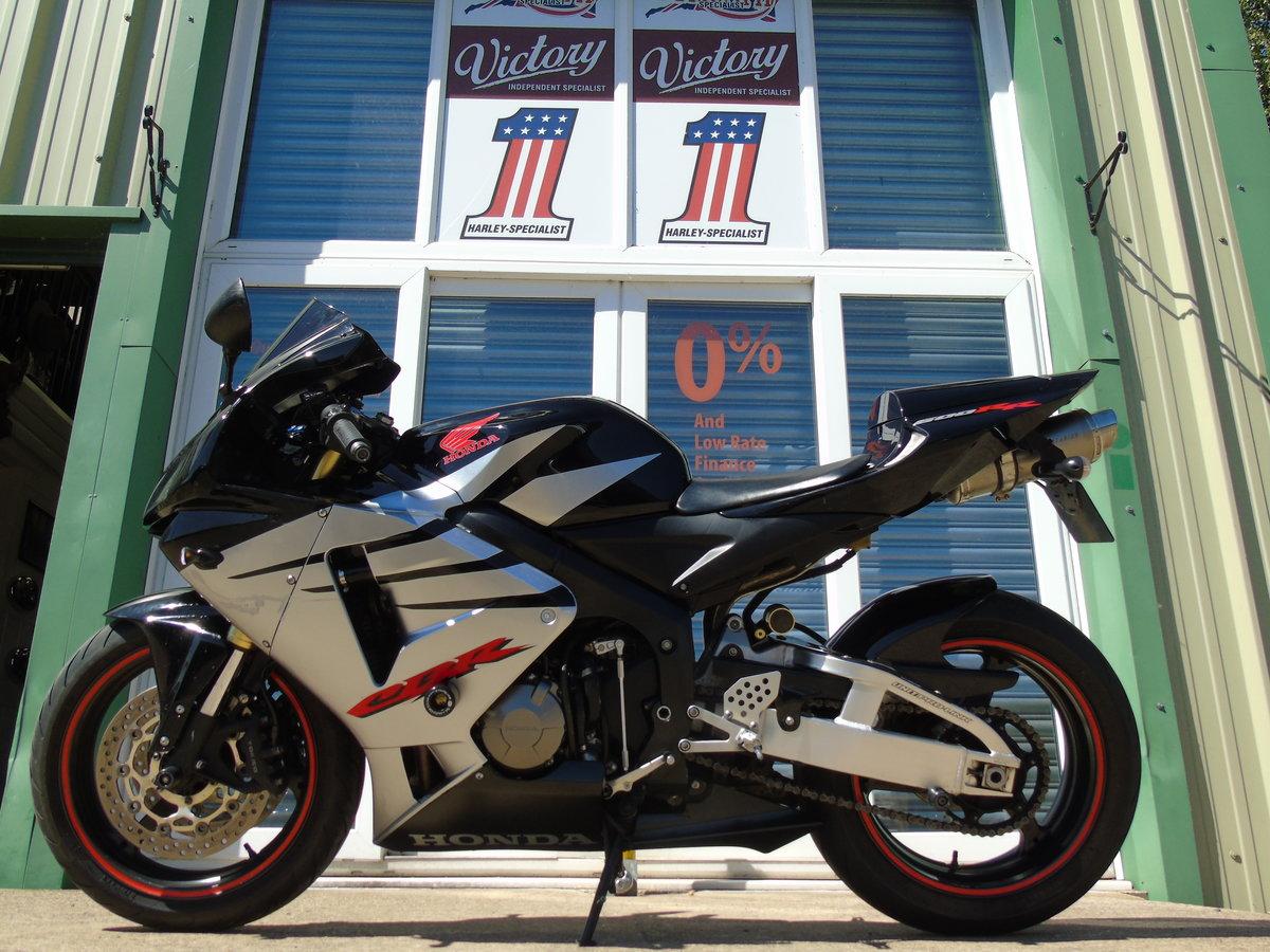 2005 Honda CBR 600RR CBR600 RR Nice Extras, New Mot For Sale (picture 2 of 6)