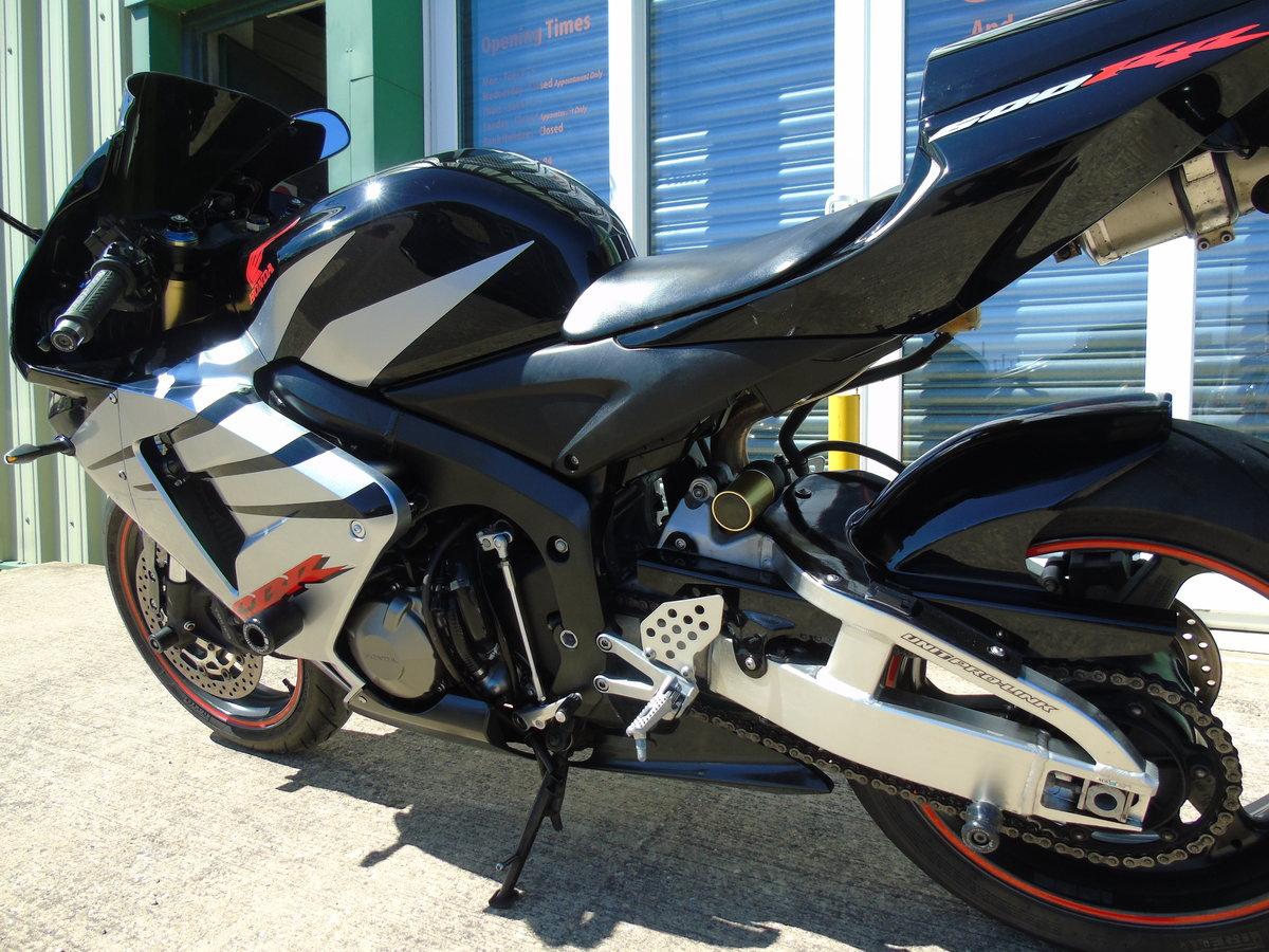 2005 Honda CBR 600RR CBR600 RR Nice Extras, New Mot For Sale (picture 4 of 6)