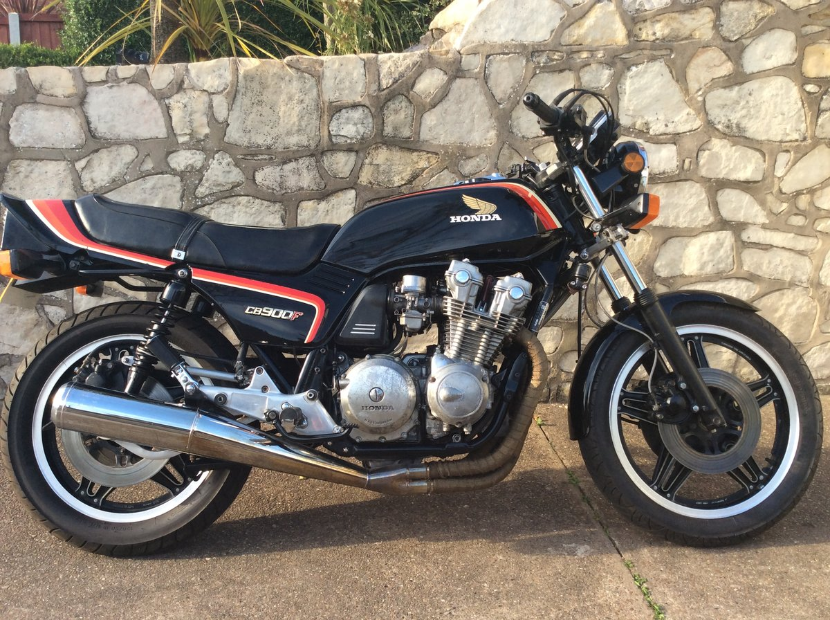 1980 Honda CB900F SOLD (picture 1 of 6)