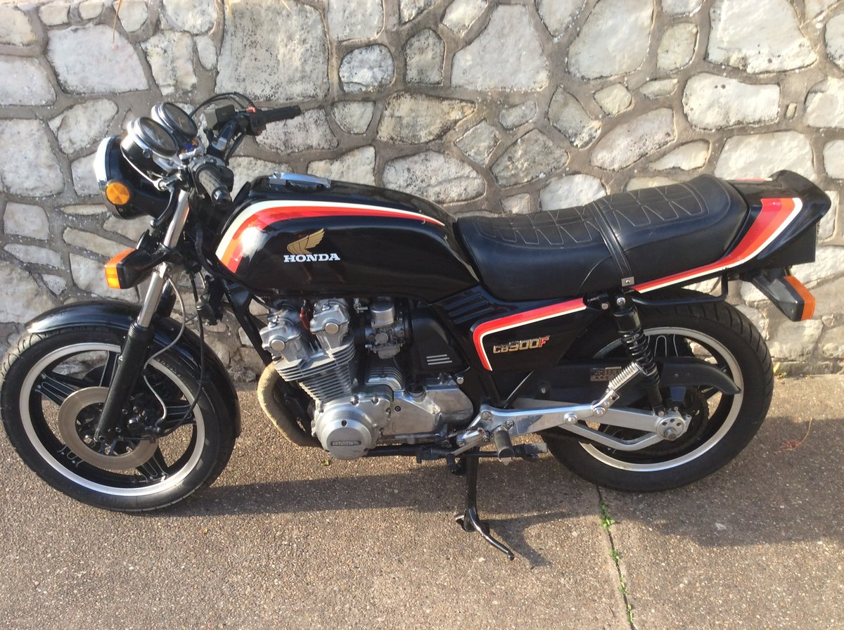 1980 Honda CB900F SOLD (picture 3 of 6)