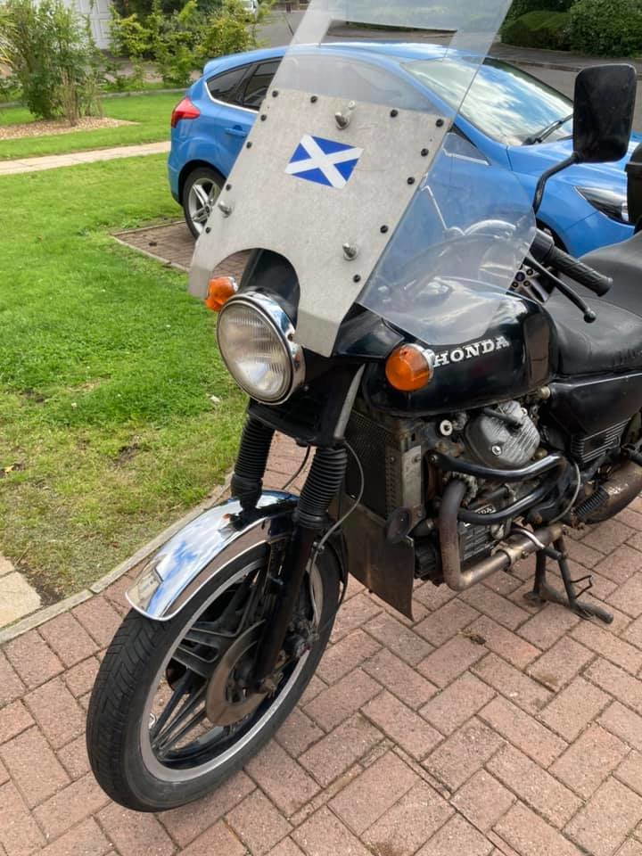 1978 Honda CX500 1 owner from new For Sale (picture 1 of 6)