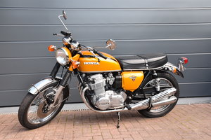 Honda CB750K1  in spectacular restored condition