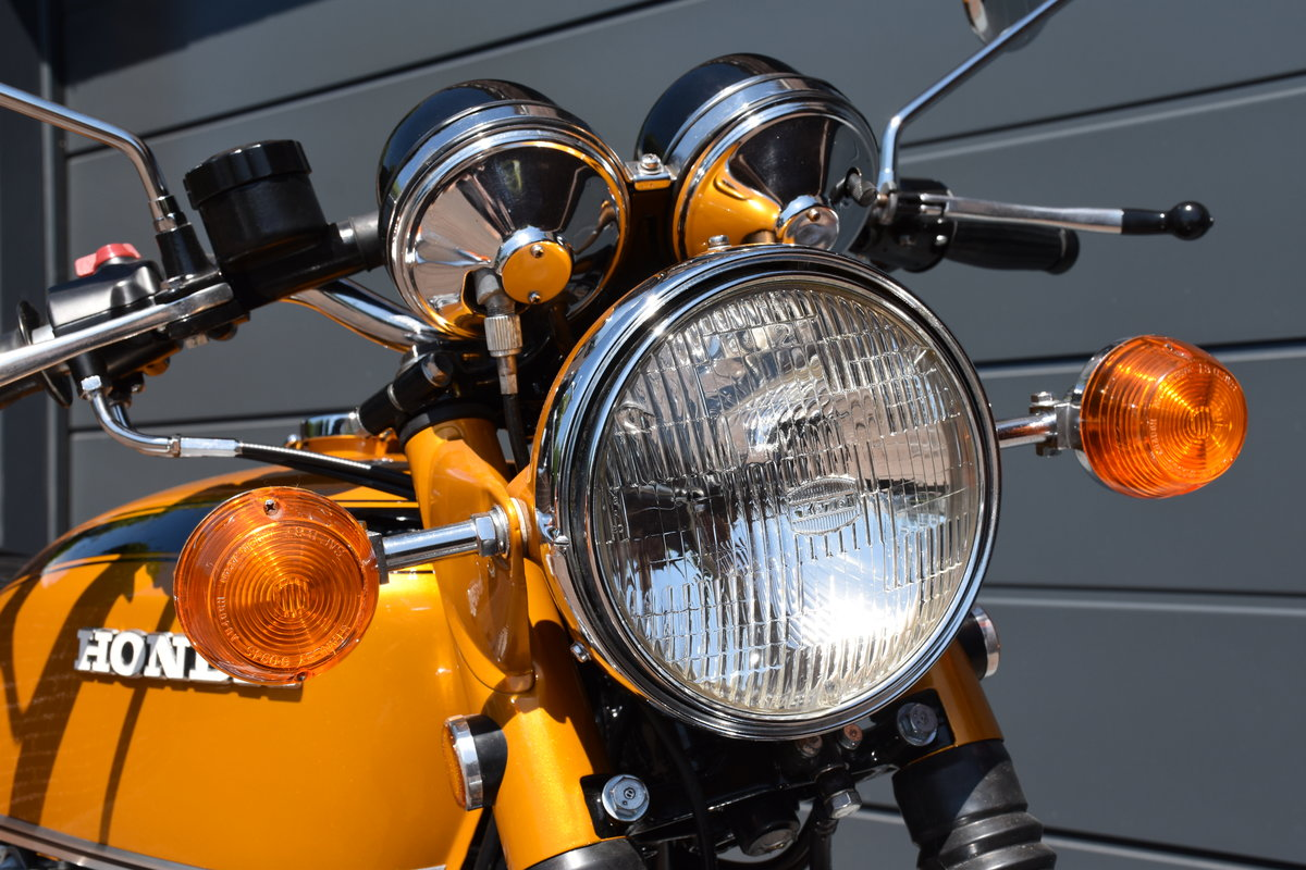 1971 Honda CB750K1  in spectacular restored condition SOLD (picture 2 of 6)