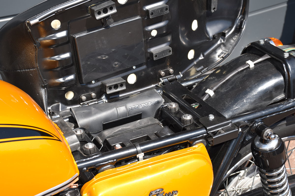 1971 Honda CB750K1  in spectacular restored condition SOLD (picture 6 of 6)