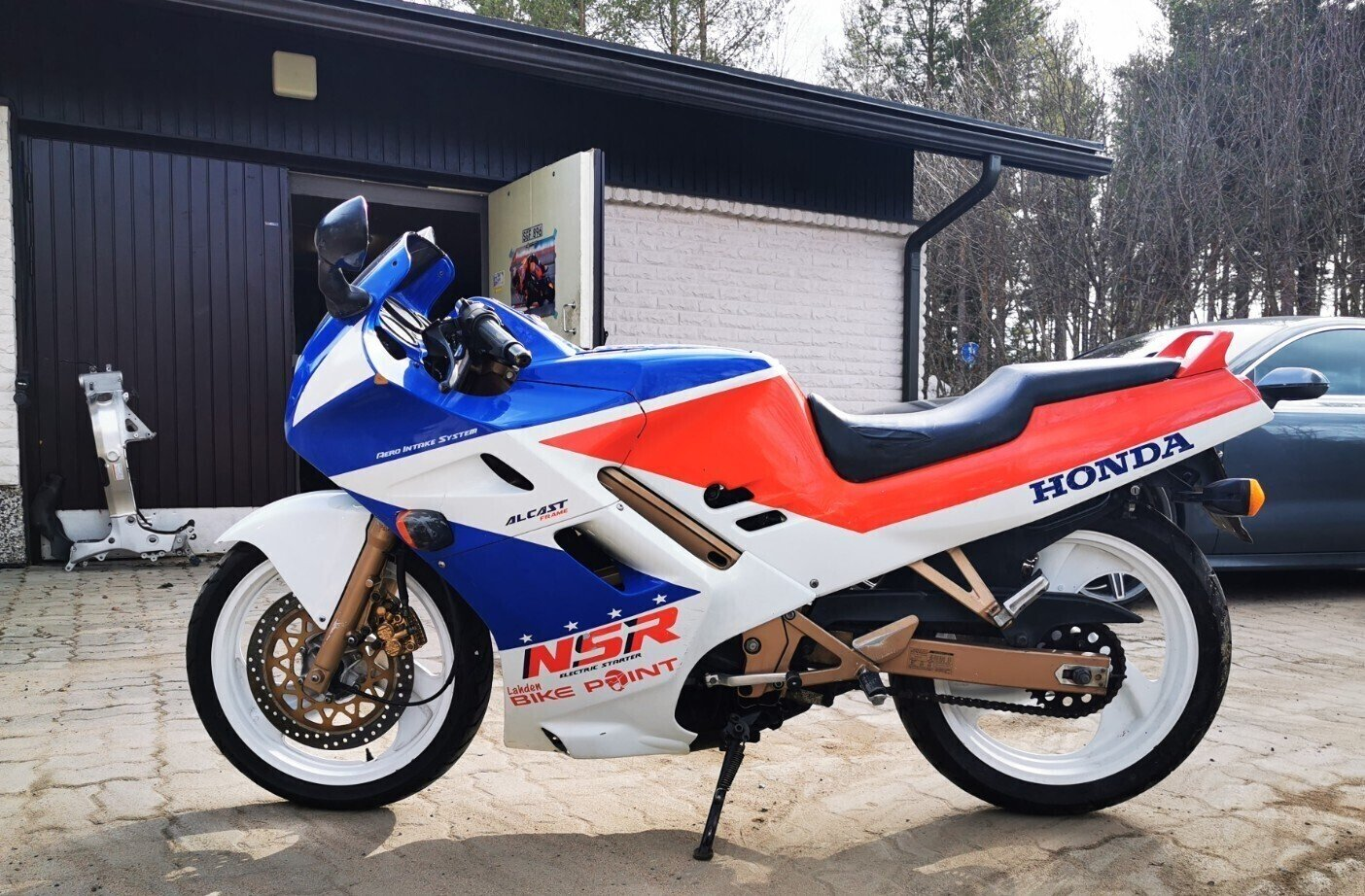 1992 Honda Nsr 125 For Sale (picture 1 of 3)
