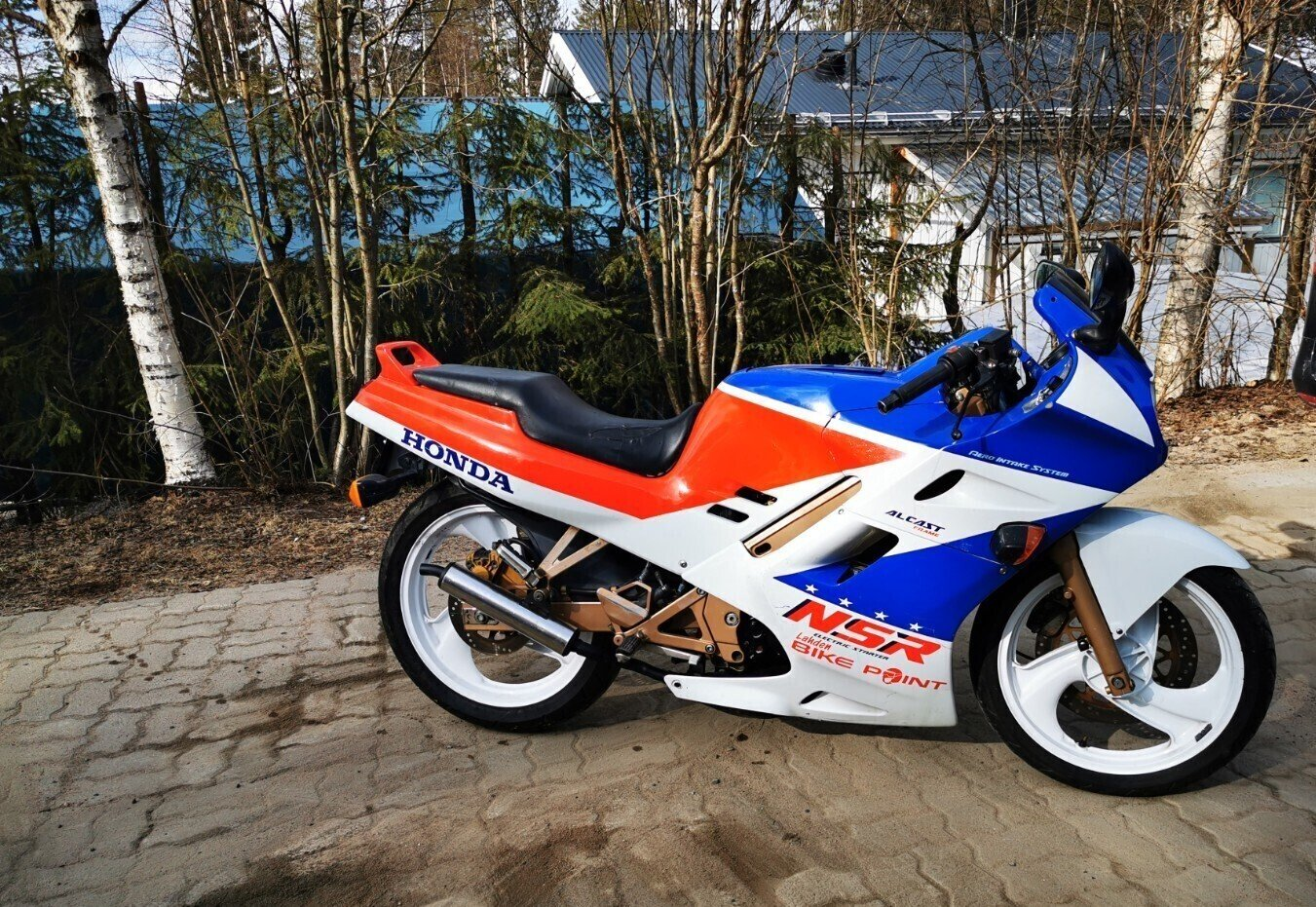 1992 Honda Nsr 125 For Sale (picture 3 of 3)