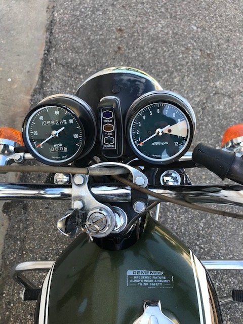 1973 Honda CB350 For Sale (picture 5 of 5)