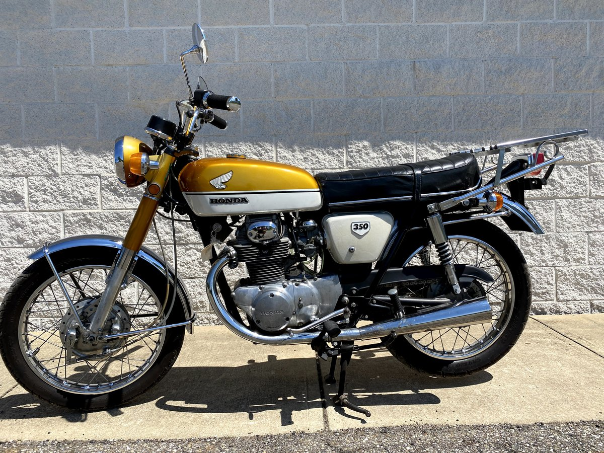 1970 Honda CB350 For Sale (picture 1 of 6)