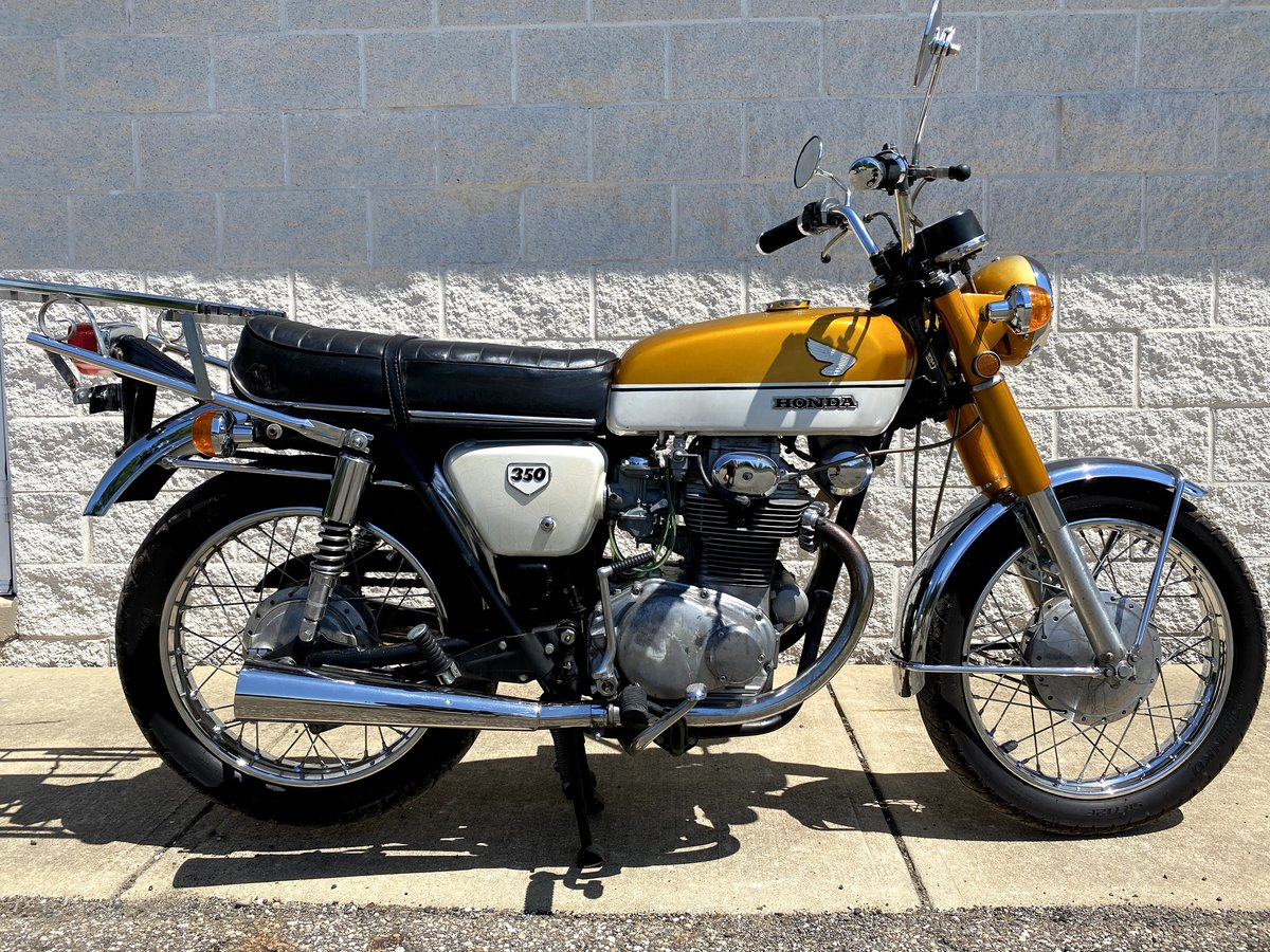 1970 Honda CB350 For Sale (picture 2 of 6)