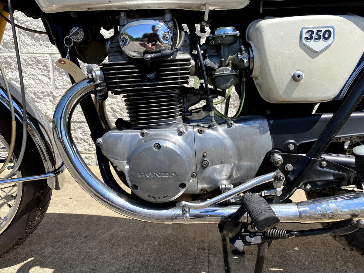 1970 Honda CB350 For Sale (picture 3 of 6)