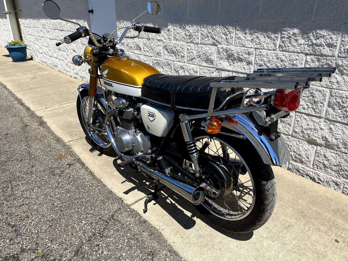 1970 Honda CB350 For Sale (picture 6 of 6)