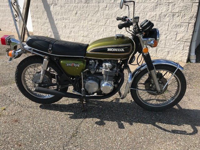 1974 Honda CB550F For Sale (picture 1 of 3)