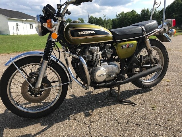 1974 Honda CB550F For Sale (picture 2 of 3)