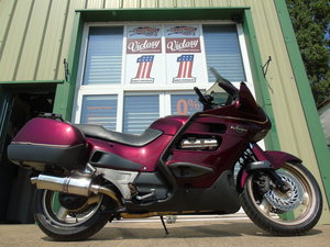 1999 Honda ST 1100 Pan European Service History