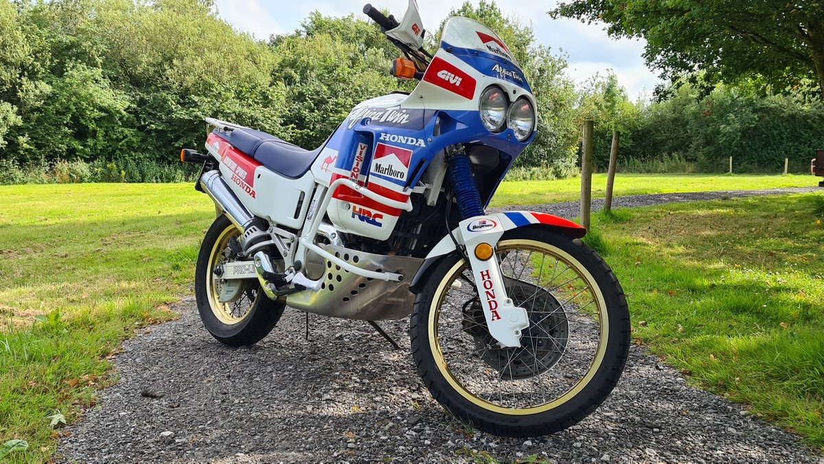1988 Honda Africa Twin XRV650-J RD03 For Sale (picture 1 of 20)
