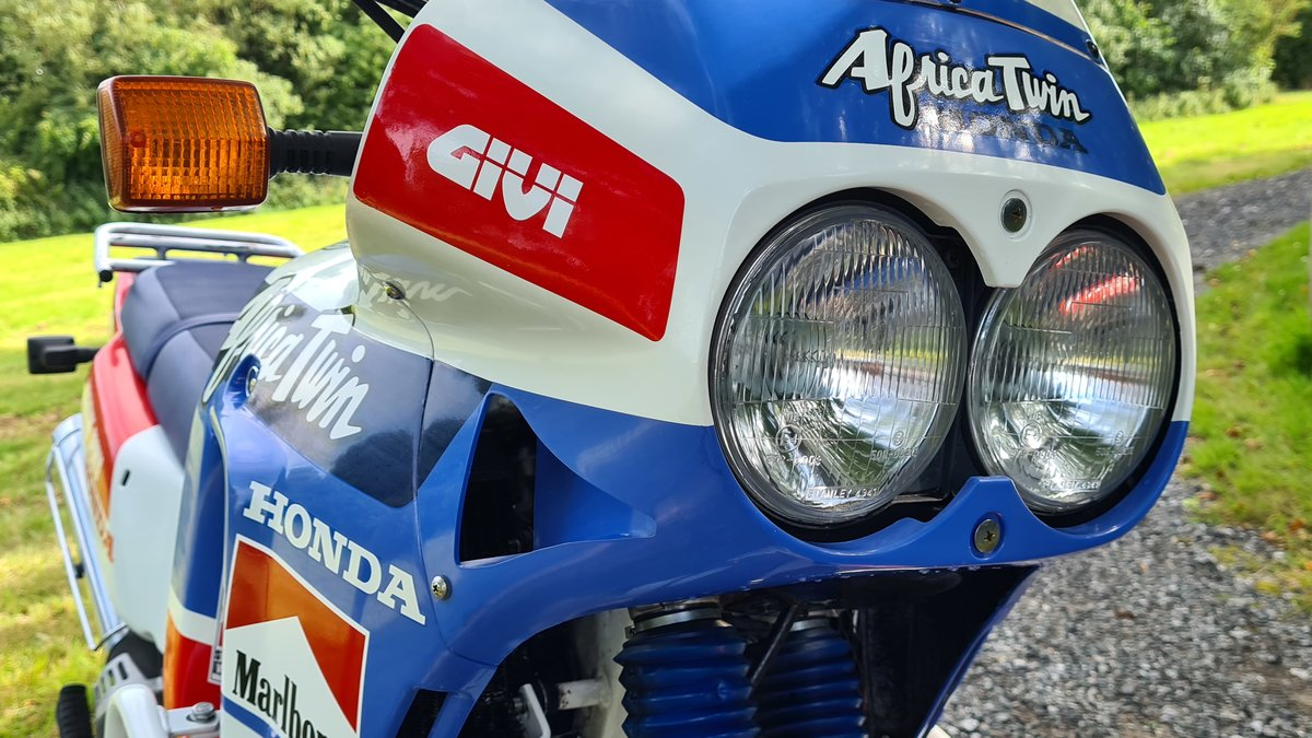 1988 Honda Africa Twin XRV650-J RD03 For Sale (picture 3 of 20)