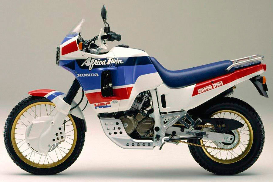 1988 Honda Africa Twin XRV650-J RD03 For Sale (picture 12 of 20)