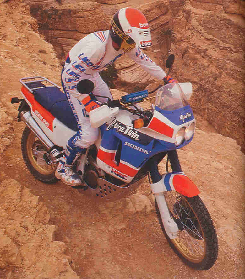 1988 Honda Africa Twin XRV650-J RD03 For Sale (picture 16 of 20)