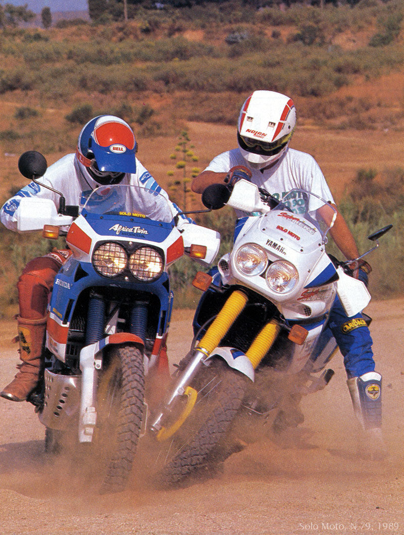 1988 Honda Africa Twin XRV650-J RD03 For Sale (picture 17 of 20)