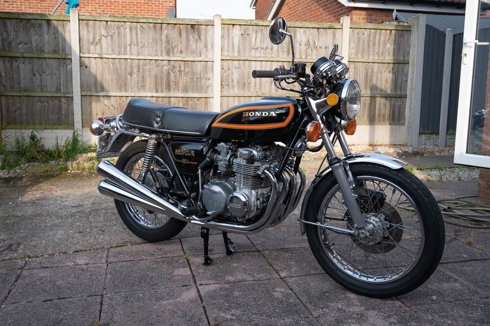 1978 Honda CB550 K3 Superb Original Condition SOLD (picture 1 of 6)