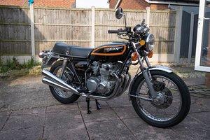 Honda CB550 K3 Superb Original Condition