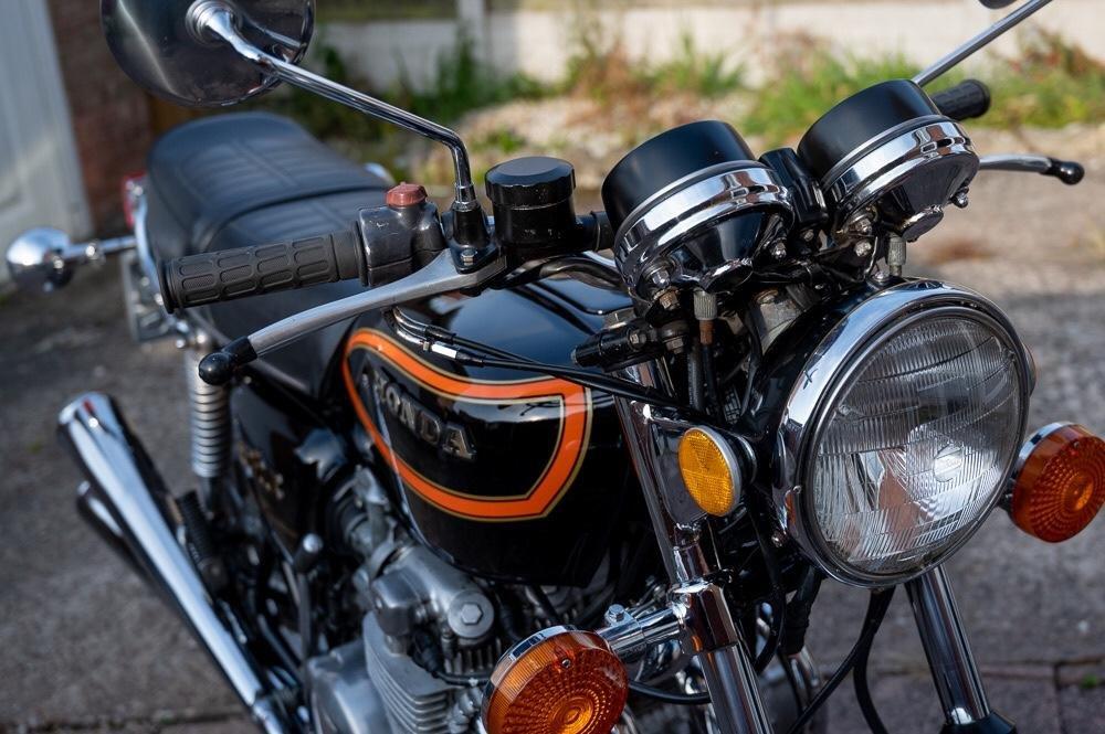 1978 Honda CB550 K3 Superb Original Condition SOLD (picture 3 of 6)