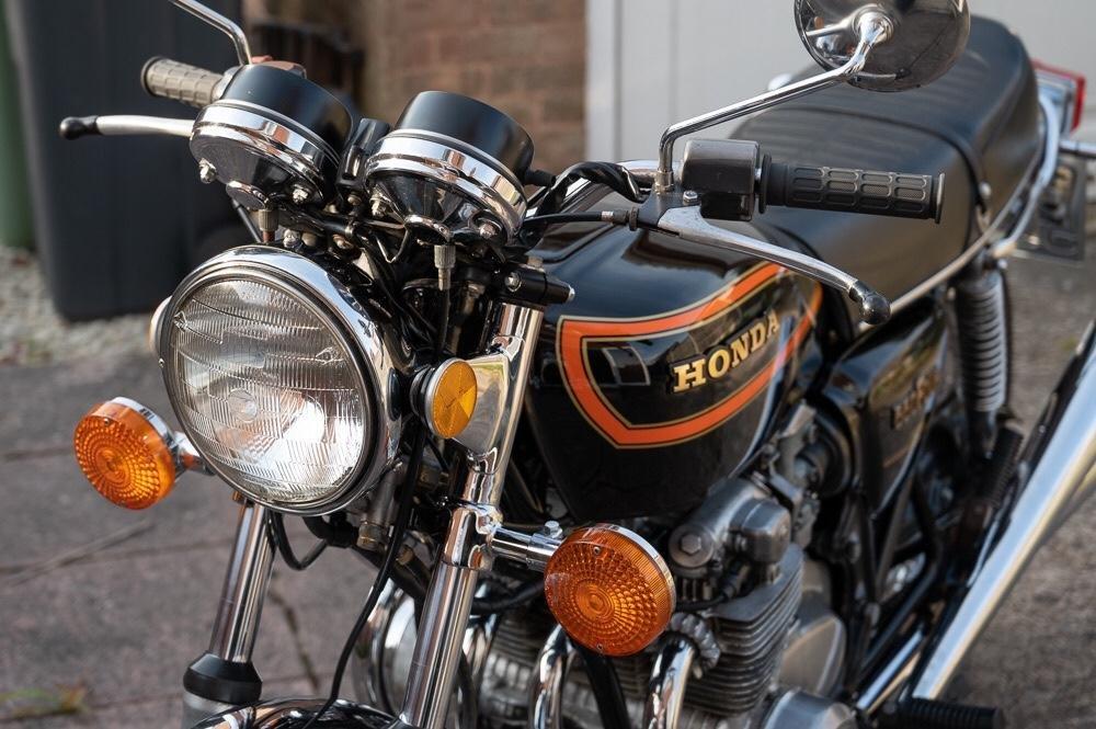 1978 Honda CB550 K3 Superb Original Condition SOLD (picture 6 of 6)