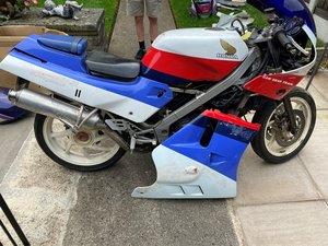 1987 Honda VFR400R