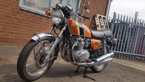 1978 Honda CB550K Four  In Outstanding Condition